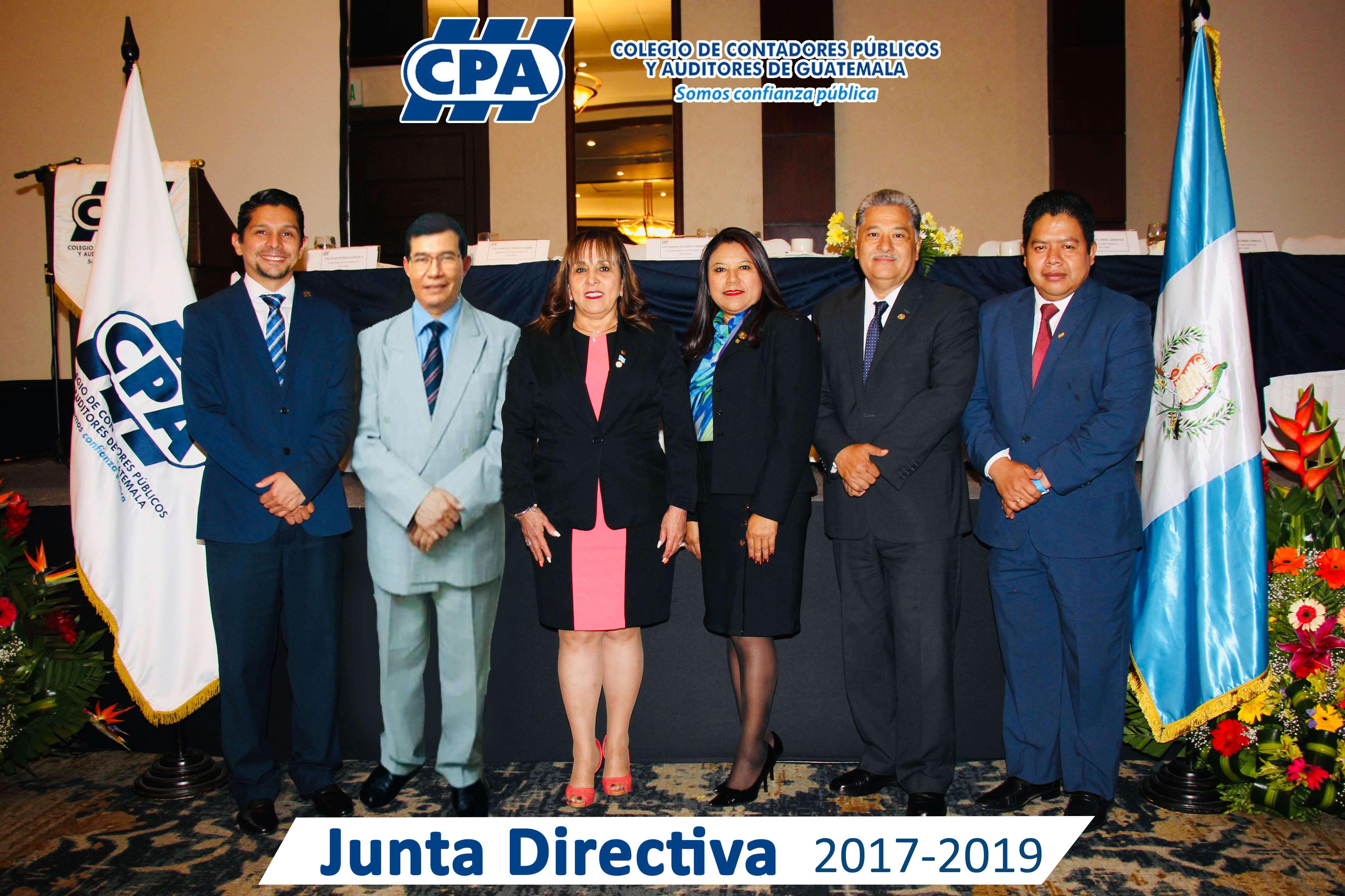 Junta Directiva - 2017-2019