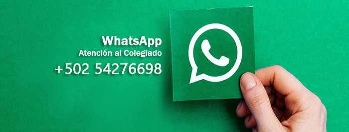 Whatsapp CCPAG