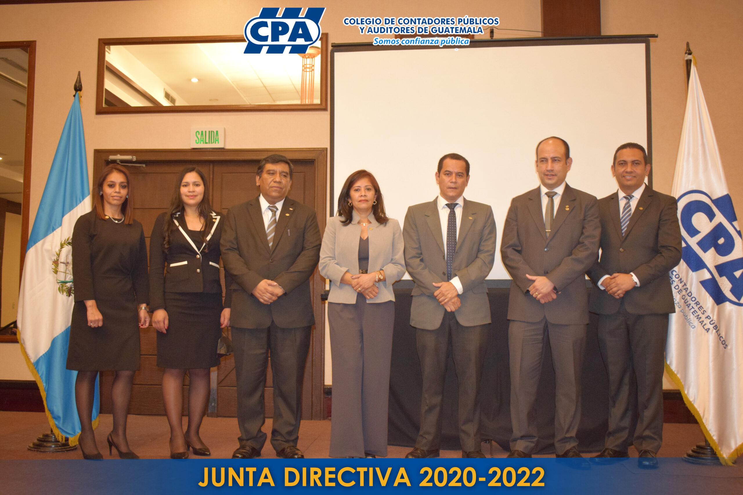 JUNTA DIRECTIVA 2020-2022
